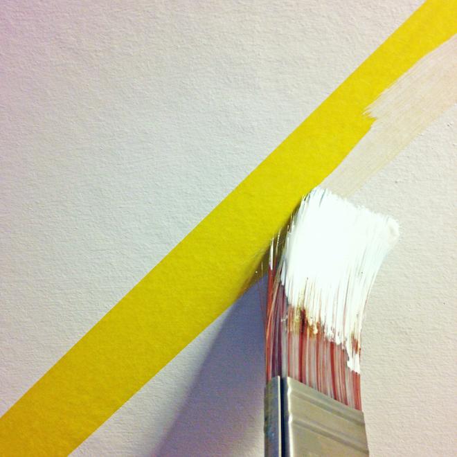 Step 2 - Paint base colour