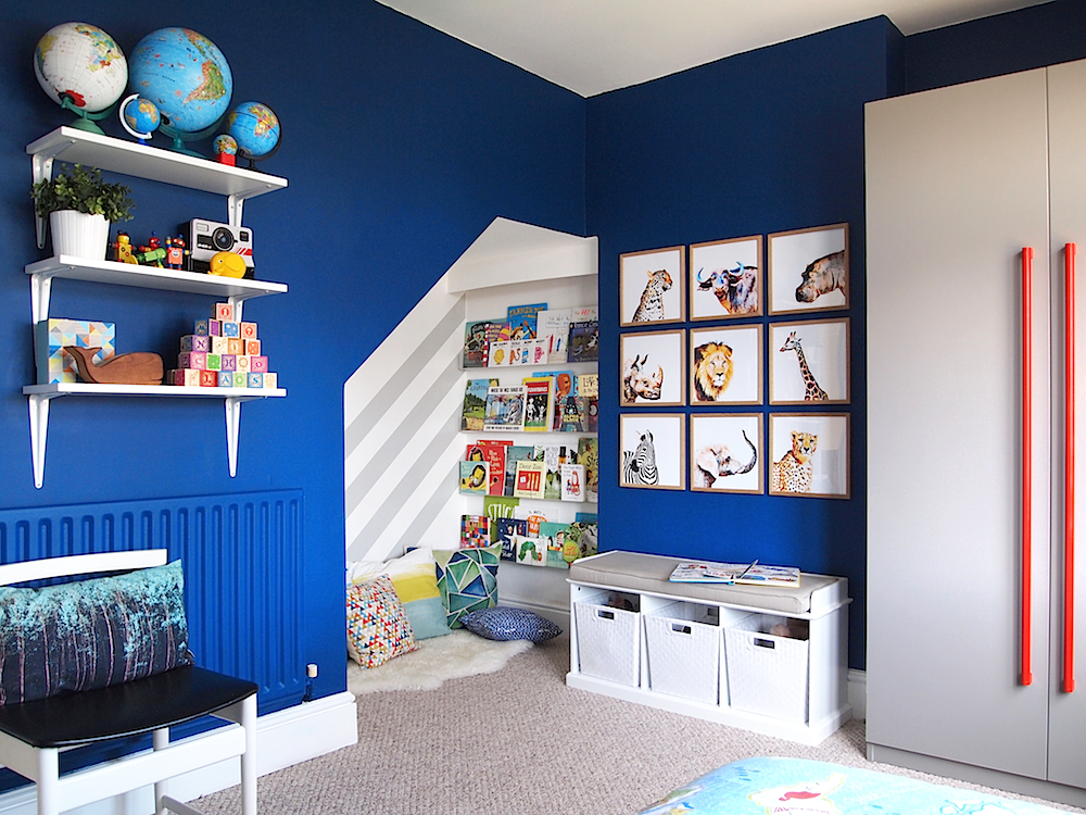 Arty Home - Kid's Room - Full Reveal