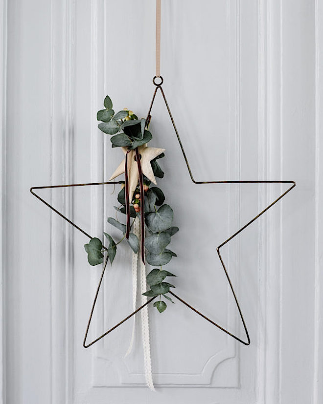 Hanging star wreath by Broste Copenhagen.jpg