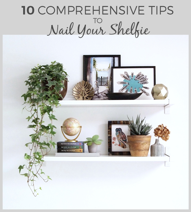 10 comprehensive tips to nail your shelf styling - Arty Home.jpg