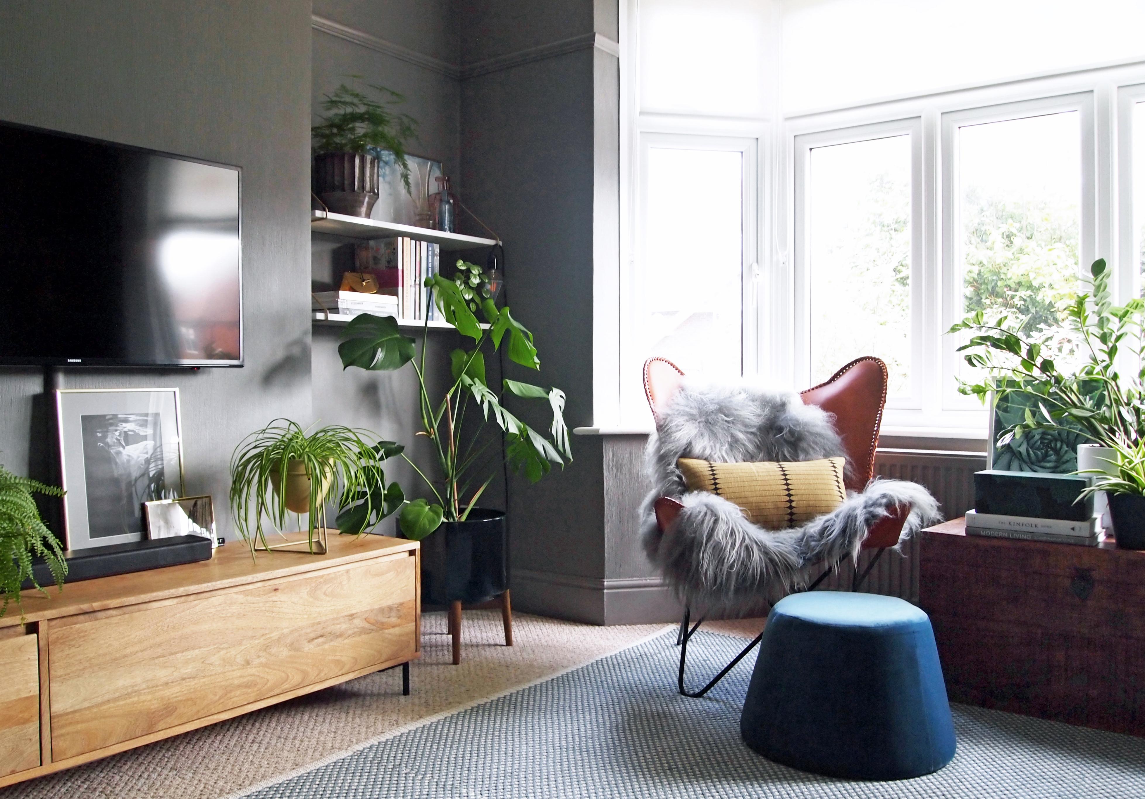 Home Living rev restyle reveal my living room reveal sense
