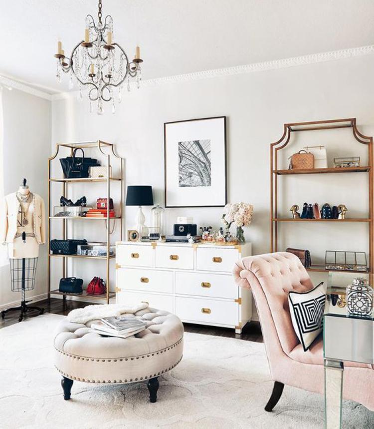 Dressing room - Jenny Cipoletti