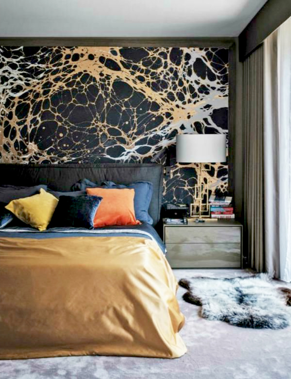 Feature walls that make a stunning design statement - FIRST ...