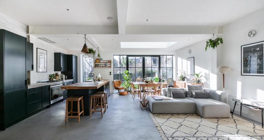 Renovation Diary Open Plan Kitchen Inspiration First Sense Interiors