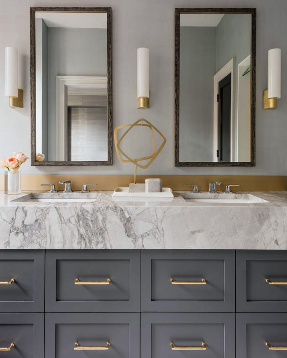 Bathroom renovation tips from First Sense || Lighting a bathroom