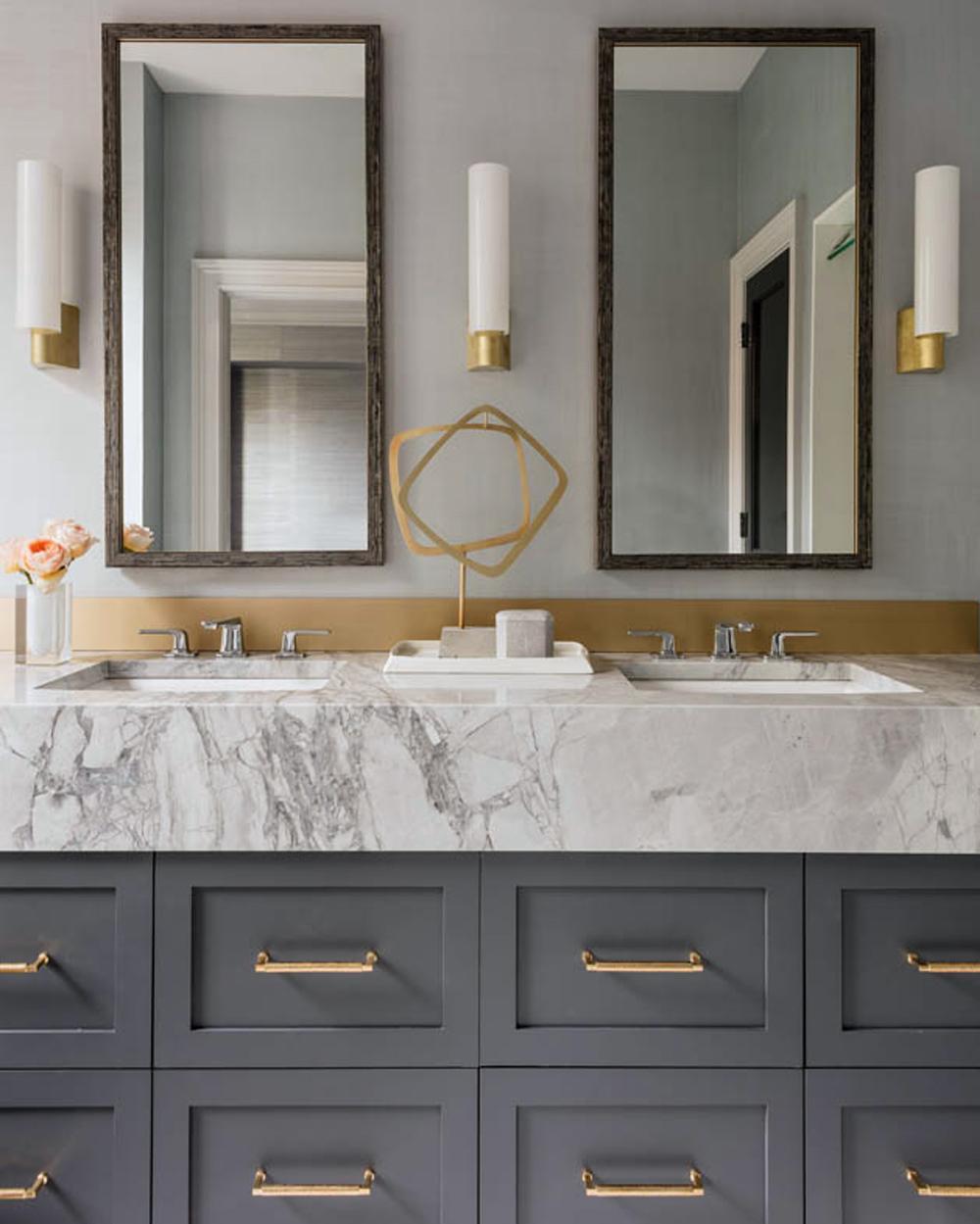 Bathroom renovation tips from First Sense || Lighting a bathroom