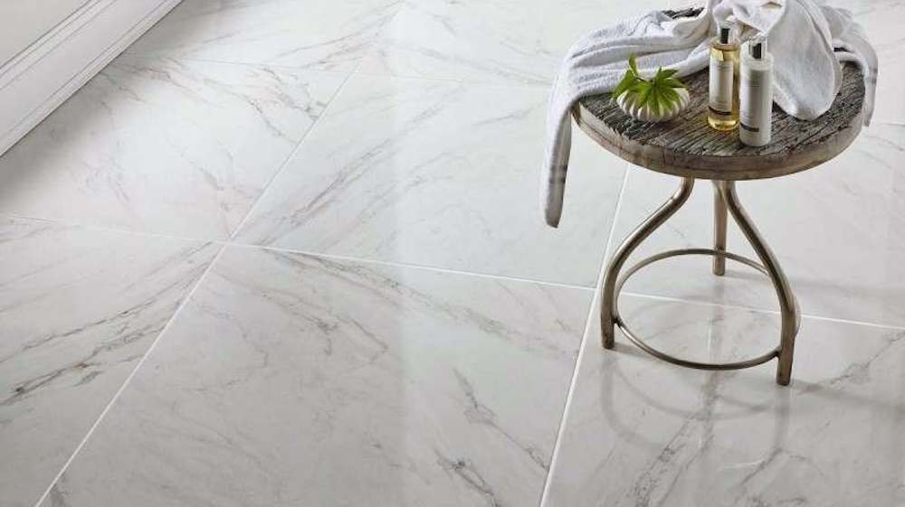 Hellas Marble Effect tiles from Tile Mountain