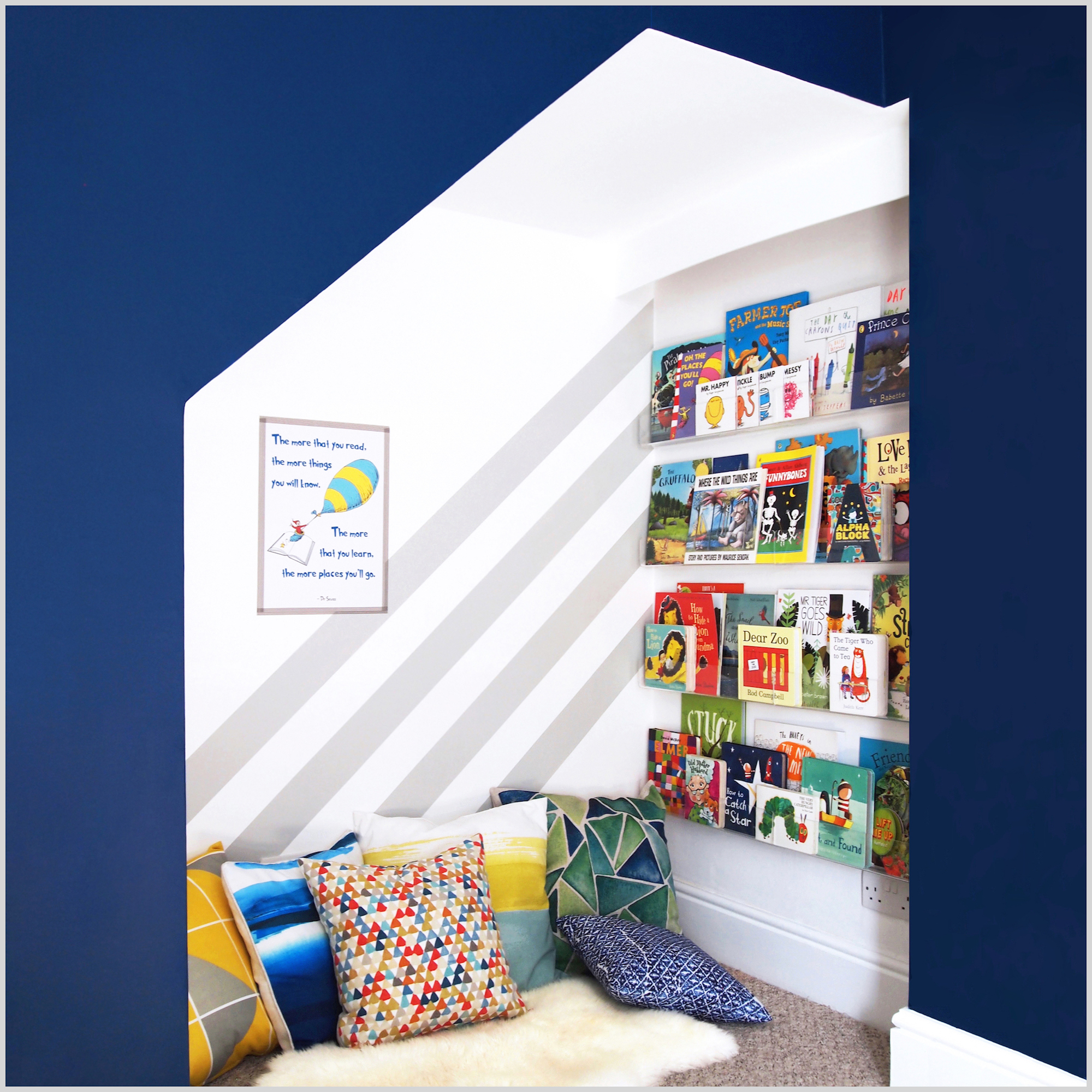 Children's interior design; Interiors for children