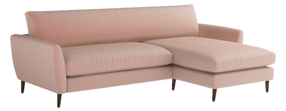 EARNSHAW corner sofa - Arlo & Jacob