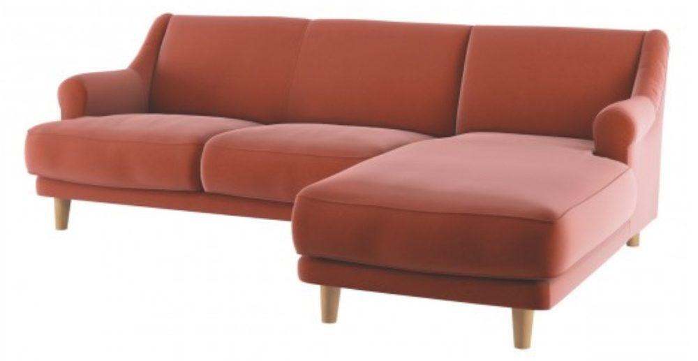 TOWNSEND chaise sofa - Habitat