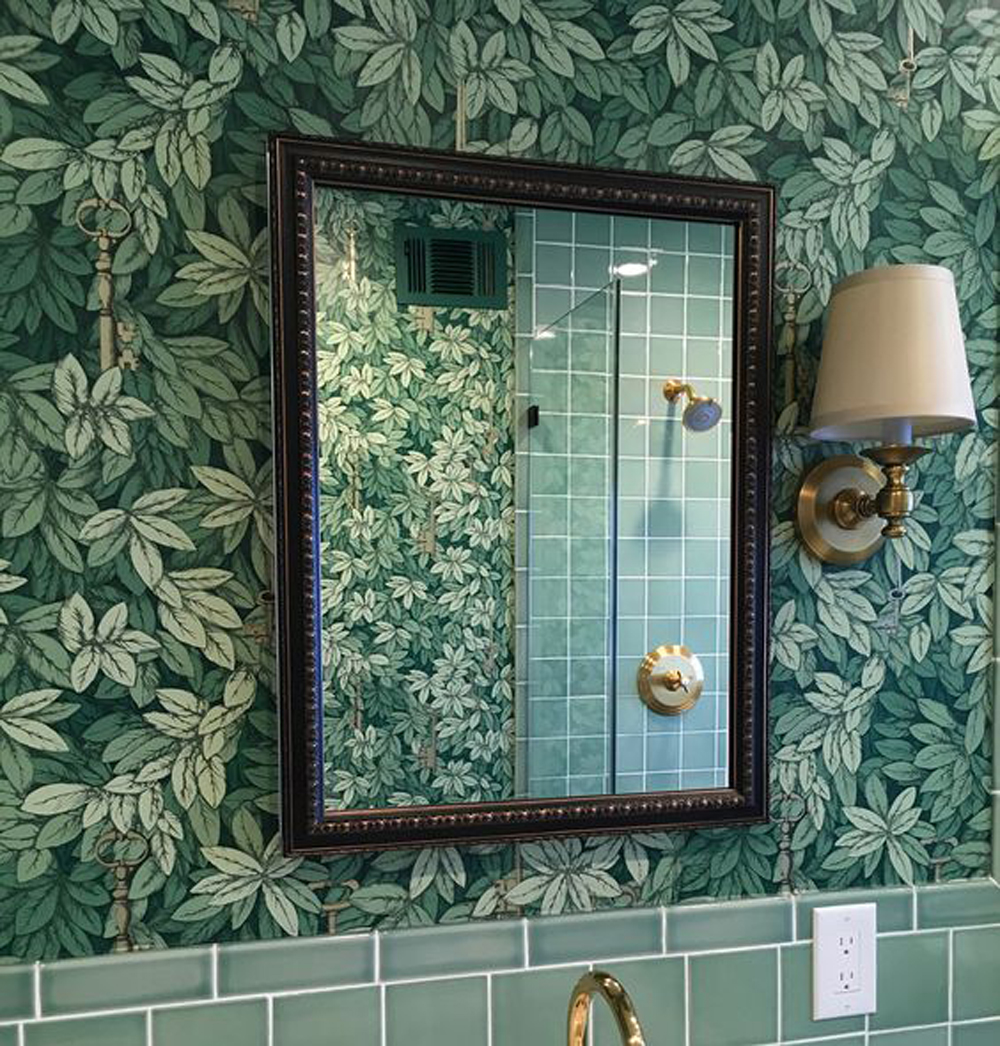Best botanical wallpapers    Cole & Son Chiavi Segrete