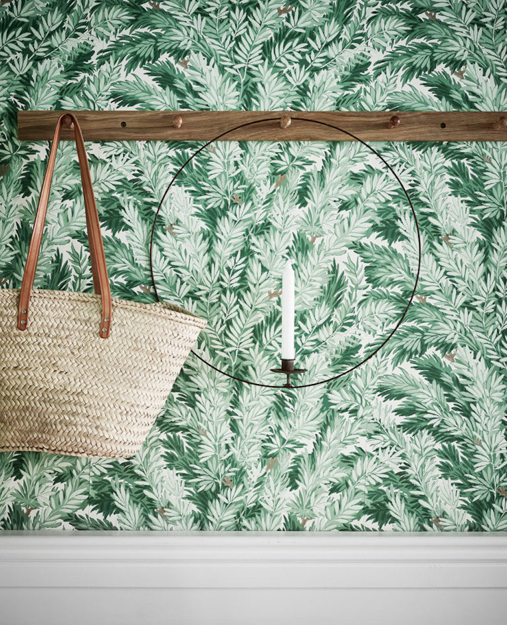 Best botanical wallpapers    Cole & Son - Florencecourt
