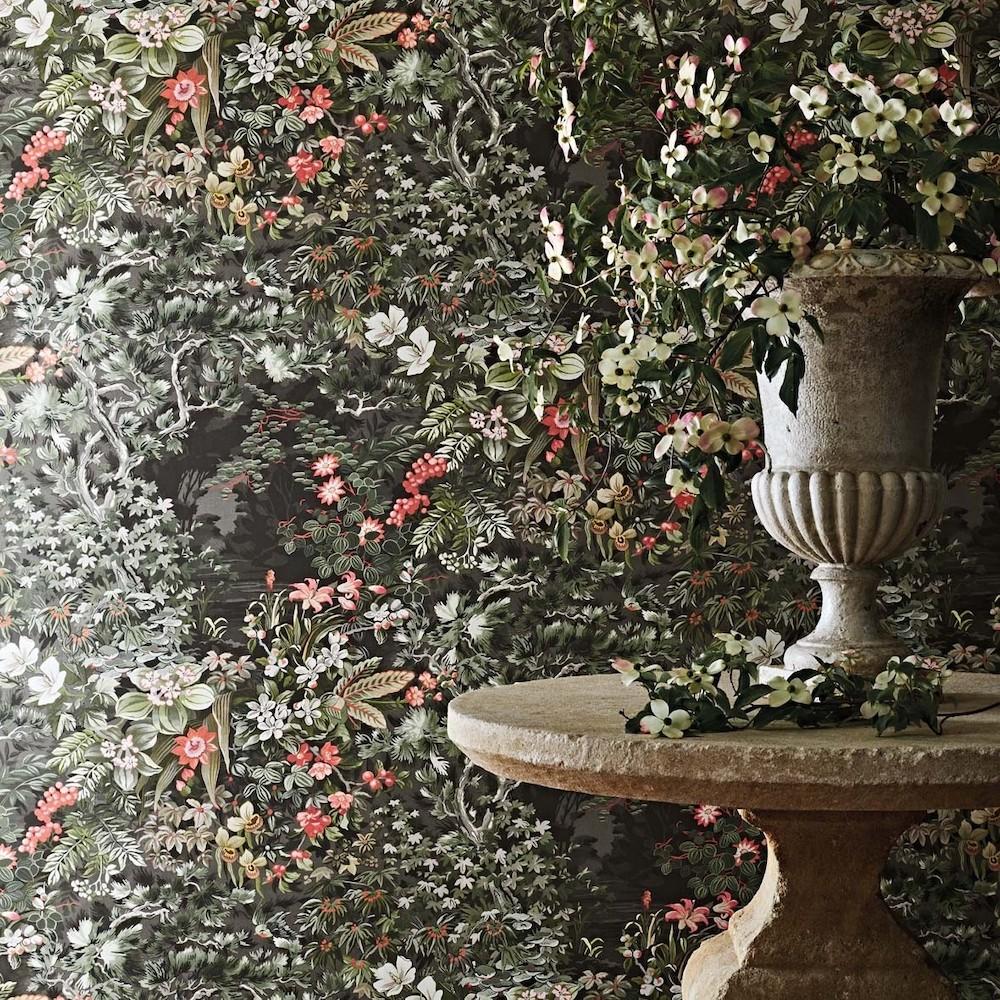 Best botanical wallpapers    Cole & Son - Botanical Botanica - woodland