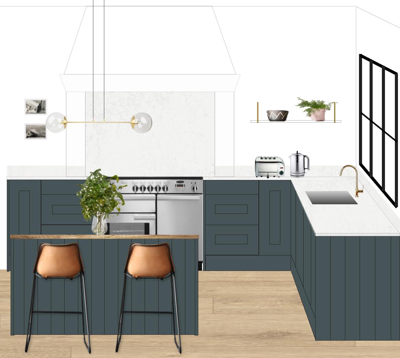 First Sense Reno - kitchen design